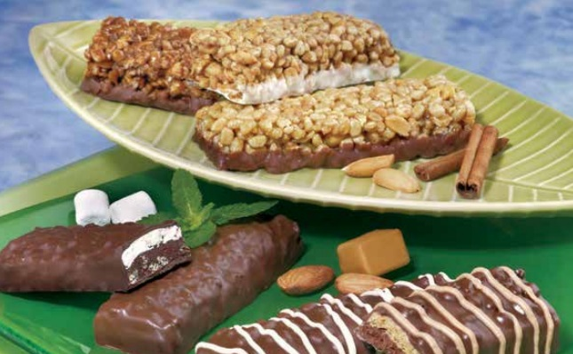 W8MD protein bars